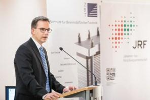 Prof. Dr. Dieter Bathen, JRF-Vorstandsvorsitzender