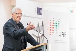 Dr. Rainer Ambrosy, Kanzler der Universität Duisburg-Essen