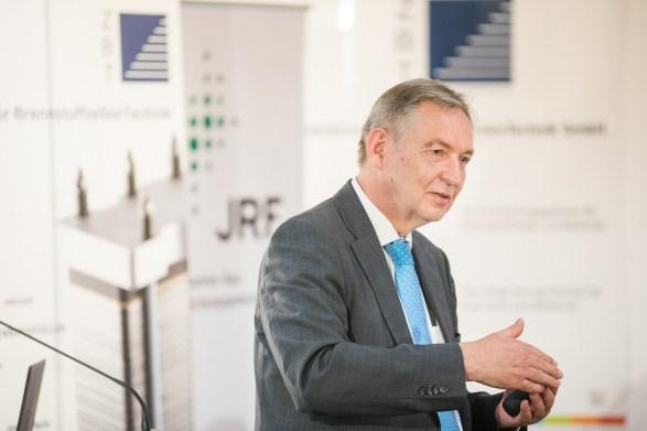 Dr. Rainhold Achatz, Technologievorstand der thyssenkrupp AG