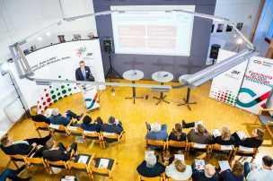Prof. Dr. Dieter Bathen, Vorstandsvorsitzender der JRF