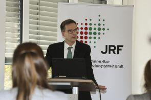 Prof. Dr. Dieter Bathen, JRF