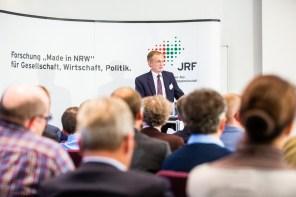 Dr. Hendrik Schulte, Staatssekretär im NRW-Verkehrsministerium - (c) JRF e.V., Fotograf: Alex Muchnik
