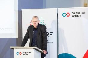 Prof. Dr. Manfred Fischedick, Wissenschaftlicher Geschäftsführer des Wuppertal Instituts für Klima, Umwelt, Energie