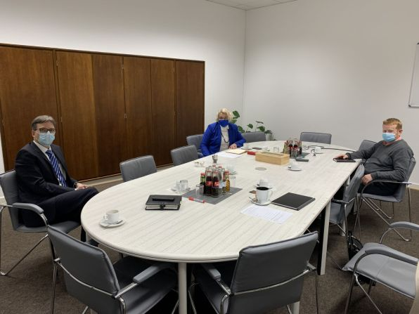Prof. Dr. Dieter Bathen, Maike Finnern, Dr. Christoph Asbach