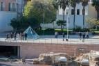 Altes römisches Theater in Malaga