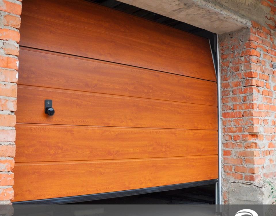 molas para portões seccionados