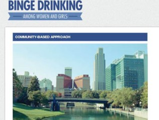 Binge Drinking Among Women and Girls, for CDC Vitalsigns