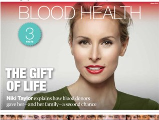 Blood Health, Mediaplanet & USA Today