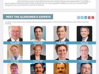 Alzheimer's Experts