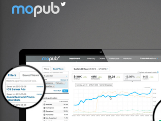 Brand strategy and content creation for MoPub/Twitter