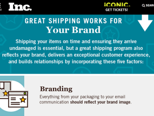 Infographic: The Anatomy of a Great Shipping Program