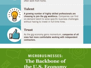 Infographic: The Exploding Gig Economy