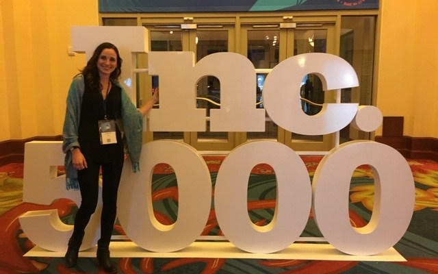 My Inc. 5000 Conference & Gala Photo Diary