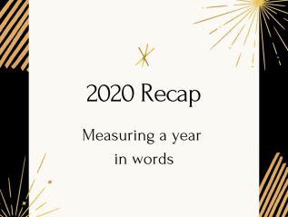 Reflecting on 2020: Brief Musings + Infographic