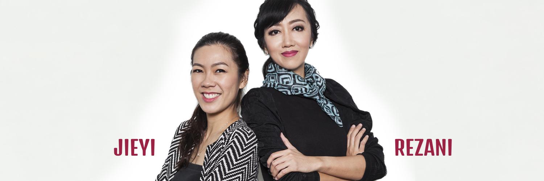 Jieyi and Rezani