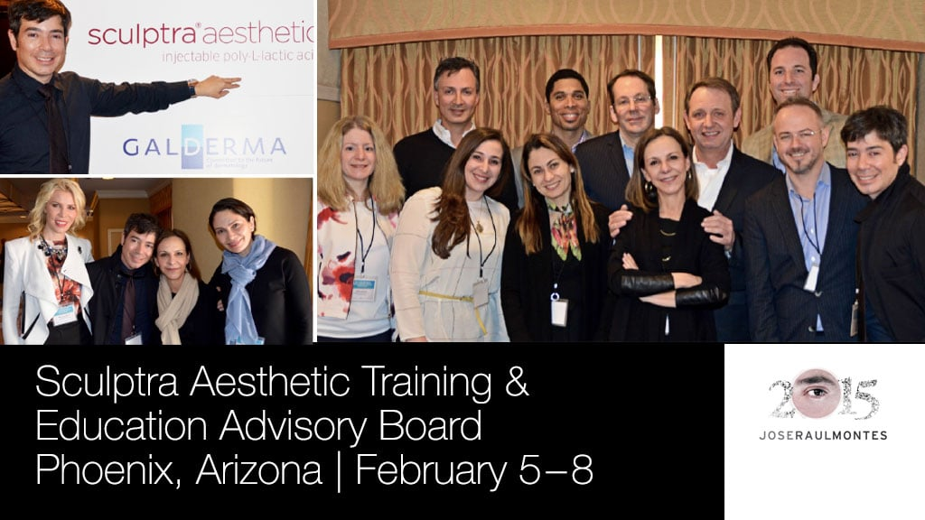 Galderma Sculptra Aesthetic Training & Education Relaunch Advisory Board | February 6-7, 2015