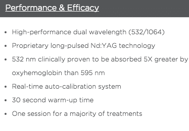 Performance and Efficacy excel V