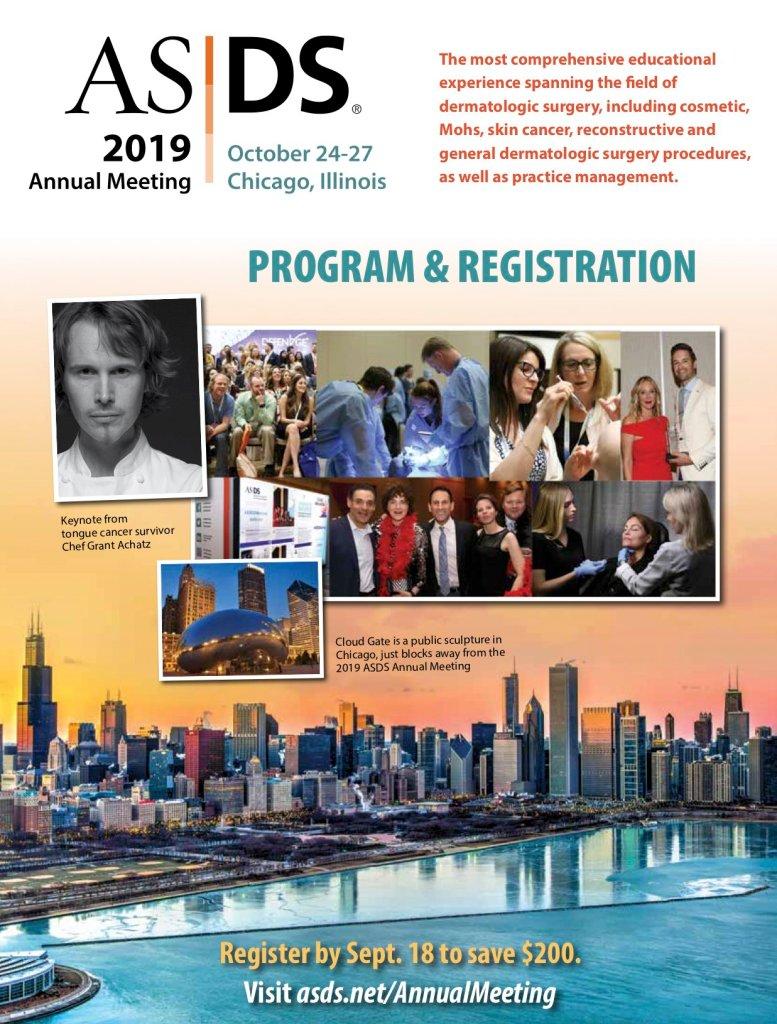 asds 2019 annual meeting cover