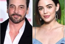 Skeet Ulrich Bought Flirty With Lucy Hale on Instagram Amid Relationship Rumors