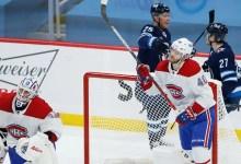 Canadiens keep building blocks vs. Jets, but key grief spots remain