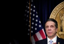 Cuomo Faces Unusual Claims of Sexual Harassment From Present Aide