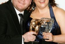 'What Smithy talked about next' Ruth Jones and James Corden tease Gavin and Stacey comeback