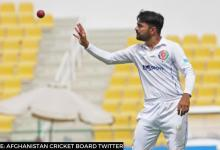Rashid Khan takes 11 wickets as Afghanistan famously beat Zimbabwe in 2nd Test