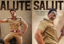 Salute: Dulquer Salmaan Unearths His Character In The Rosshan Andrrews Directorial
