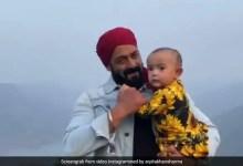 Salman Khan पहाड़ों के बीच भांजी आयत पर यूं प्यार लुटाते आए नजर, बहन अर्पिता ने शेयर किया Video
