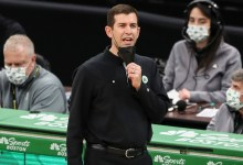 Brad Stevens understands Indiana coaching rumors but has no plans to disappear Celtics