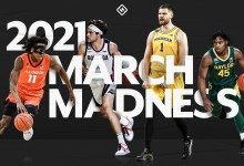March Insanity bracket predictions: Educated picks, upsets, winners, odds & more for 2021 NCAA Match