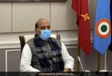 VIDEO: 'हमारी आंख तो सिर्फ चिड़िया की आंख पर, जो हमें छेड़ेगा, उसे छोड़ेंगे नहीं'; चीन पर बोले रक्षा मंत्री