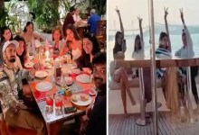 Ananya Panday enjoys dinner with team Liger as they wrap up the Goa schedule of the Vijay Deverakonda starrer — perceive pics