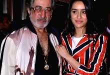Shraddha Kapoor asks for THIS particular birthday gift from dad, Shakti Kapoor, and it involves giving up one thing