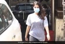 Rhea Chakraborty भाई संग जिम के बाहर हुईं स्पॉट, फोटोग्राफर्स को देख यूं दिया रिएक्शन…देखें Video