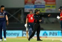 IND vs ENG: वॉशिंगटन सुंदर पहले T20I के दौरान जॉनी बेयरस्टो के साथ बदसूरत स्पैट में व्यस्त हैं, देखें वीडियो