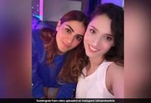 अंकिता लोखंडे ने श्रद्धा आर्य के साथ पार्टी करते हुए शेयर किया वीडियो, बोलीं