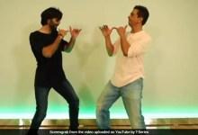 Jaaved Jaaferi ने बेटे Meezaan Jaaferi संग 'आइला रे' सॉन्ग पर किया जबरदस्त डांस, देखें वायरल Video