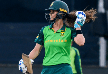 News24.com | Star batter Laura Wolvaardt hopes 'clicking' Proteas can ride confidence wave