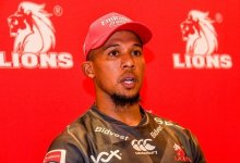 News24.com | Jantjies leads experienced Lions against Sharks
