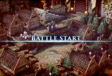 Is Venture Triangle Technique a sequel to Octopath Traveler?