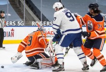 Oilers discover exactly the build aside they stand after but any other shutout loss to Leafs