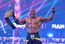 WWE Universe Reacts to Bobby Lashley Becoming the Unique WWE Champion on Raw