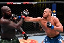 USA TODAY Sports activities/MMA Junkie rankings, March 2: How grand did Ciryl Gane climb?
