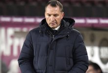 Rodgers gay with Leicester 'mentality' against Burnley