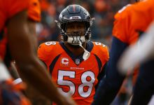 Von Miller's most productive suits if Broncos release extensive name pass rusher consist of Browns, Washington