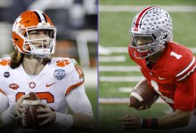 Chris Simms' 2021 NFL Draft QB ranking is out; Trevor Lawrence is no longer always basically No. 1 —and neither is Justin Fields