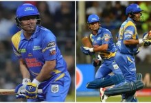 Highway Safety World Sequence: Virender Sehwag smashes 35-ball 80 in India Legends plan stop over Bangladesh Legends