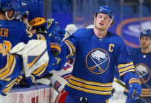 Sabres GM: Jack Eichel 'has not requested for a trade' as team continues spiral