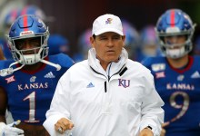 Kansas reviewing experiences of Les Miles' alleged sexual misconduct at LSU